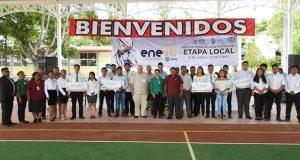 Participan 32 proyectos en evento tecnológico de Tecomatlán