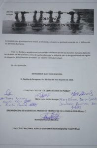 Proponen a Gabriel Hernández como encargado de comisión de búsqueda