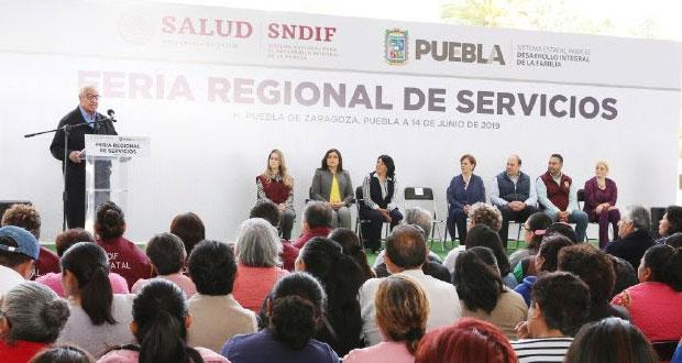 Puebla abraza a migrantes de Centroamérica, afirma Pacheco