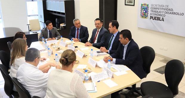 Puebla forma equipo interinstitucional para aplicar reforma laboral