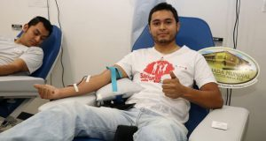 Puebla registra 550 donantes voluntarios de sangre en 2019