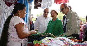 Puebla y Oaxaca colaboran en feria cultural celebrada en El Carmen