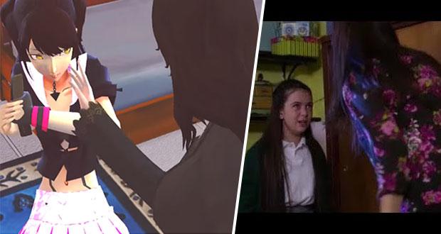 Recrean La Rosa de Guadalupe en versión anime y este es el resultado