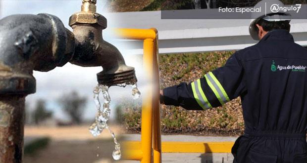 Remunicipalización del agua se analizará, pero desprivatización va: Márquez