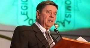 También por elección interna, renuncia a PRI exgobernador Montemayor