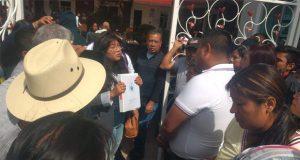 Síndico de Amozoc acusa agresiones por conflictos con el edil