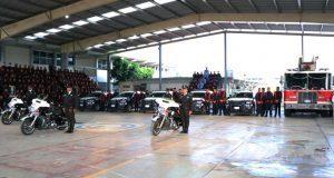 SSP fomenta prevención del delito en centro escolar Gregorio de Gante