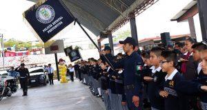 SSP implementa actividades de prevención del delito en secundaria