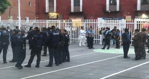 Montan operativo en San José por amenaza en elección sindical