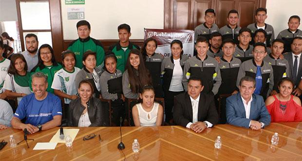 Selección poblana de fútbol va a torneo nacional en Morelos