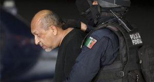 """Por secuestro, 55 años de prisión a """"La Tuta"""", exlíder de Templarios"""