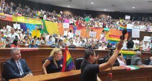 Morena va contra diputados de Sinaloa que frenaron matrimonio gay