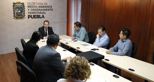 Smaot entrega padrón de espectaculares a 5 ayuntamientos de ZM