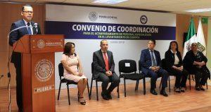 TSJ y FGE firman convenio para cumplir acciones de Alerta de Género