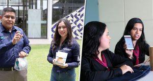 En Tecnológico de Teziutlán, crean taza comestible y pantalón inteligente