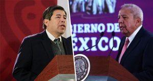 AMLO decidió sustituir a Guillén de INM por exencargado de Ceferesos