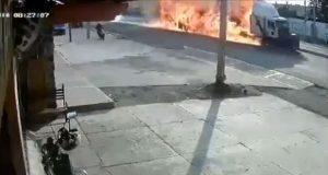 Tráiler pierde frenos en la México-Cuautla; hay 5 muertos y 21 heridos