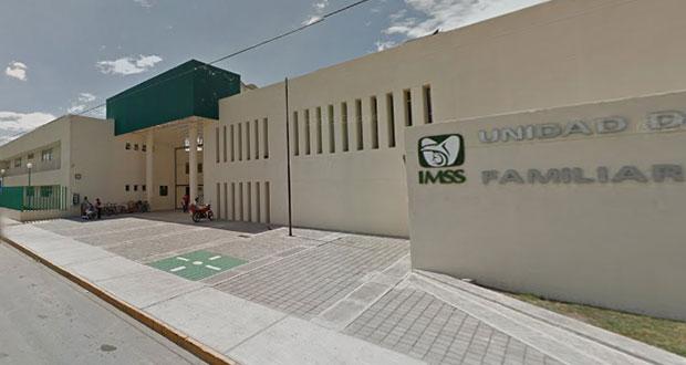 IMSS investigará a responsables de fiesta en clínica de Tehuacán