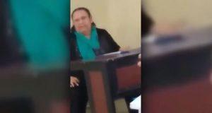 """""""Una hablada más y te mato"""", dice maestra a alumno en Tamaulipas"""