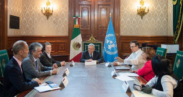 Unicef y México acuerdan trabajar para proteger a niños migrantes