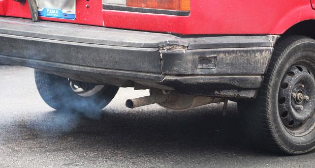 Vehículos que contaminen serán multados, asegura Claudia Rivera