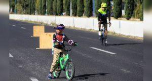 SIMT invita a ciudadanos a rehabilitar la recta a Cholula el domingo