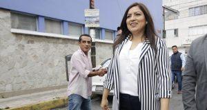 Confía Rivera en que no procederá demanda de Citelum contra ella