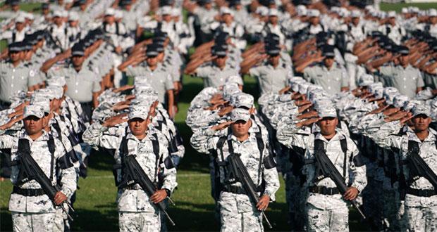 Respalda gobierno municipal arranque de la Guardia Nacional