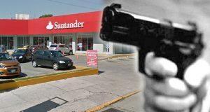 En horas, asaltan a 2 cuentahabientes en bulevar 5 de Mayo y calzada Zaragoza