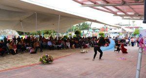 Niños de La Libertad y Romero Vargas participan en evento de ballet