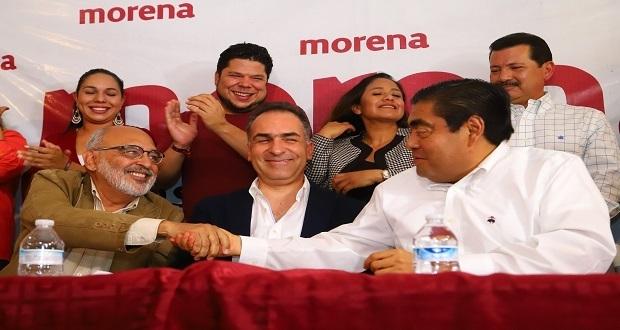 Barbosa adelanta que sin Biestro ni Manzanilla integrará su gabinete
