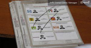 Zacatlán, Teziutlán y Huauchinango, distritos con más votos nulos