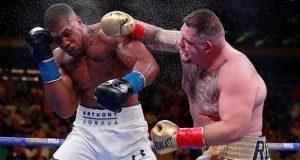 AMLO recibirá a boxeador Andy Ruiz la próxima semana para felicitarlo