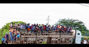 ONU llama a reunión urgente de países por migración en Centroamérica