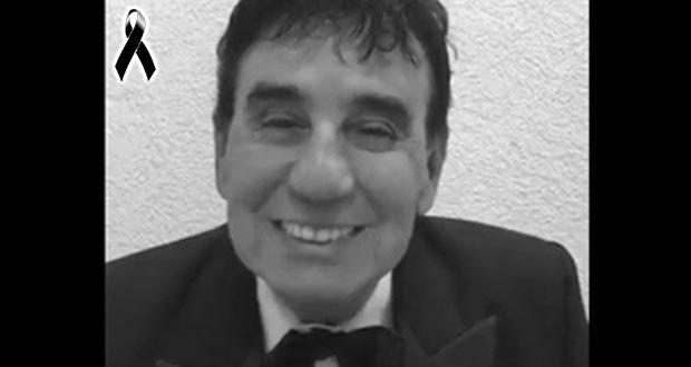 Fallece en la CDMX el cantante Gualberto Castro a los 84 años. Foto: Twitter / @GualCas