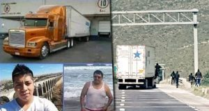 Reportan a chofer y copiloto desaparecidos de trailer robado en la Puebla-Orizaba