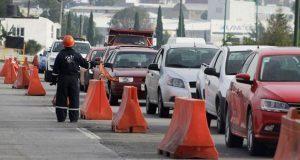 Aviso: cierres en Periférico Ecológico por reconstrucción
