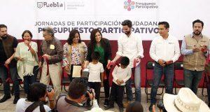 Comuna da inicio al programa de presupuesto participativo