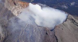 Expertos descartan formación de nuevo domo en el Popocatépetl
