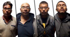 SSP y Ssptm detienen a banda de presuntos asaltantes en La Ciénega