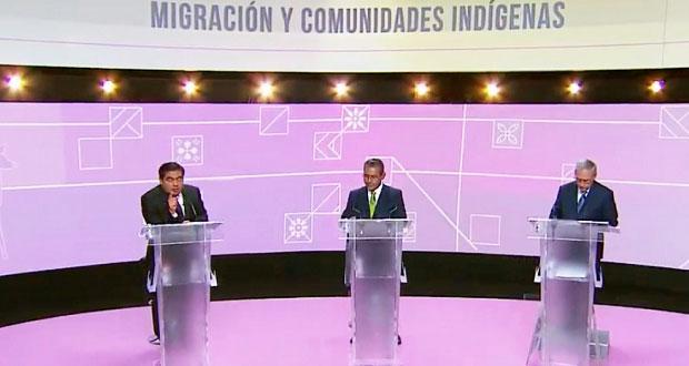 8.5 mdp costó el debate a la gubernatura, 8.23% menos de lo aprobado: INE