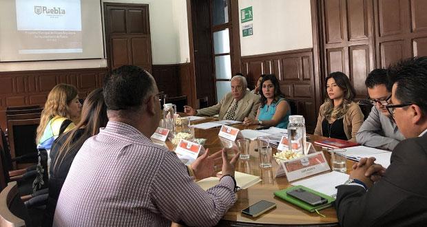 Buscan digitalizar trámites y servicios en Puebla capital
