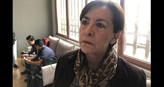 Mujer a cargo de Secretaría de Género debe conocer el tema: García
