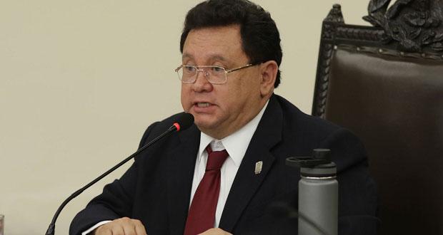 Alonso impugna en Tepjf expulsión de bancada de Morena en Congreso de Puebla