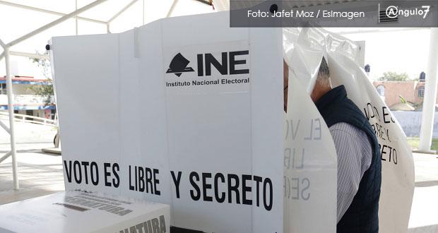 PAN gana en 7 distritos federales de Puebla, Morena en 5 y PRI en 3: PREP