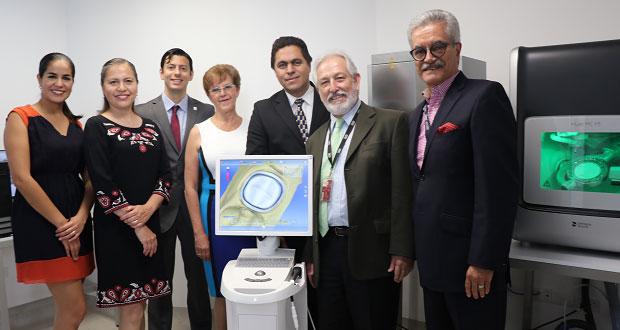 Upaep adquiere tecnología para enseñar restauración odontológica