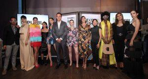 Secotrade invita a muestra de moda de diseñadores poblanos en zócalo