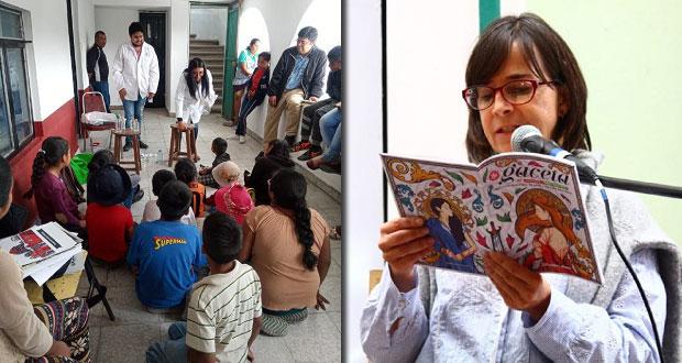 Más de 2 mil personas festejan el Día Municipal de la Lectura