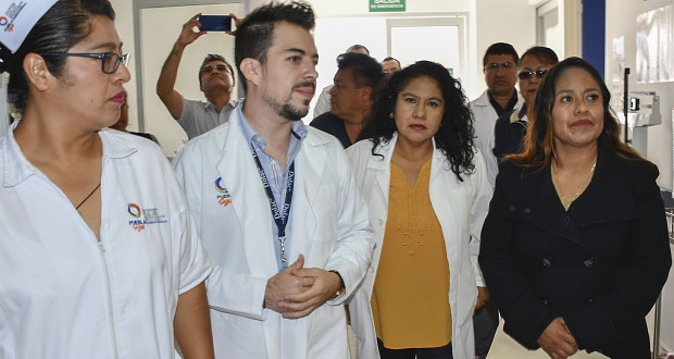 Realizan primera jornada de vasectomía sin bisturi en Cuatlancingo