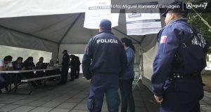 INE registra 47 incidentes menores en elección a gobernador de Puebla